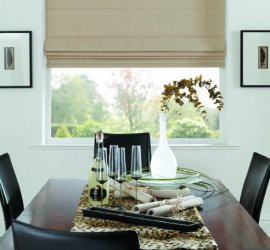 Medway Roman Blinds